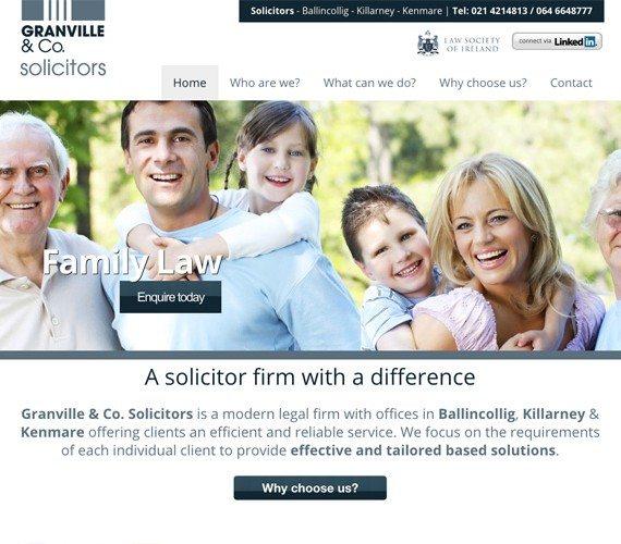 Ballicollig web design