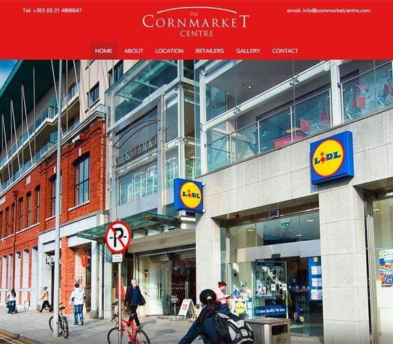 cornmarket centre cork