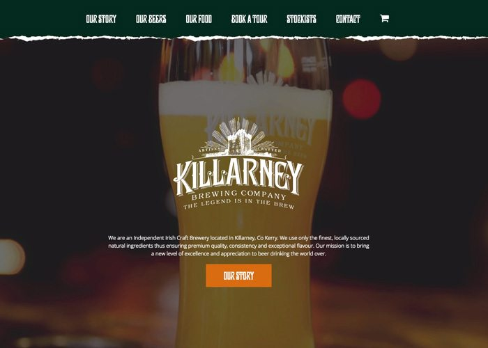 Killarney brewing Co.