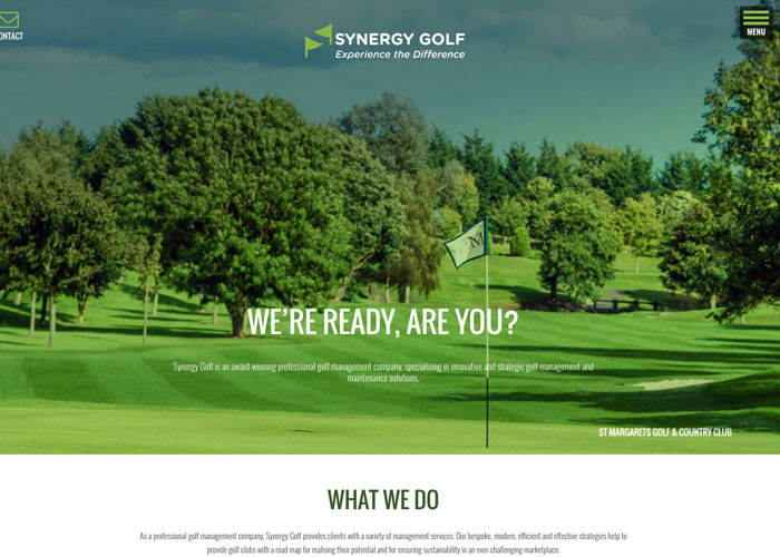 Synergy Golf