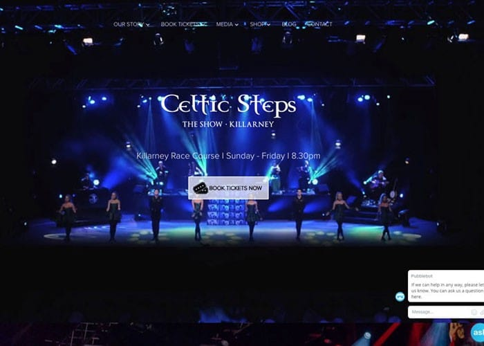 Celtic Steps