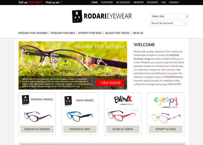 Rodari Eyewear
